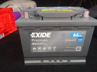 Batería de coche Exide Premium EA640