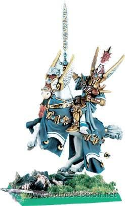 Principe Tyrion Altos Elfos Warhammer