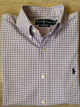 Camisa de cuadros caballero RALPH LAUREN