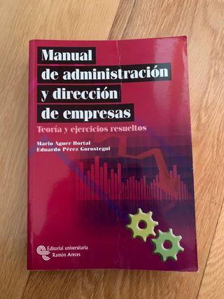 Manual de administración y dirección de empresas