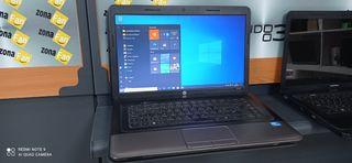 Portátil HP 650