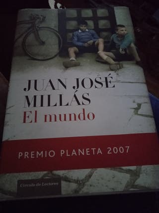 Libro novela El Mundo