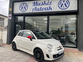 Fiat 500 1.4 100 cv look Abarth