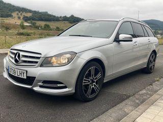 Mercedes-Benz Clase C ESTATE SPORT 200 CDI 136 CV