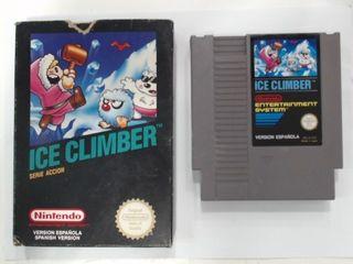 Ice Climber Nintendo Nes
