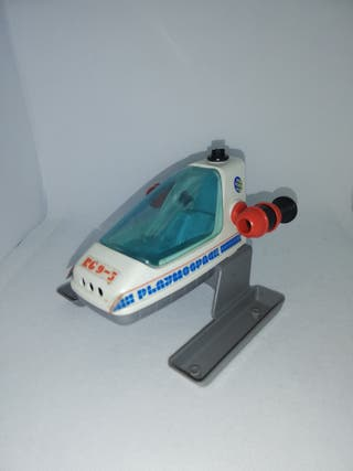 nave espacial antigua playmobil