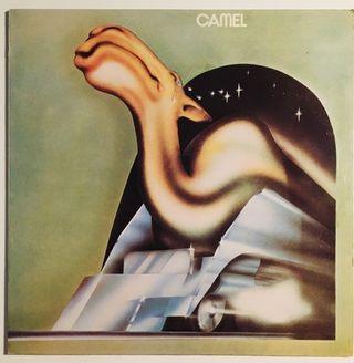 CAMEL Rock Progresivo Disco Vinilo LP