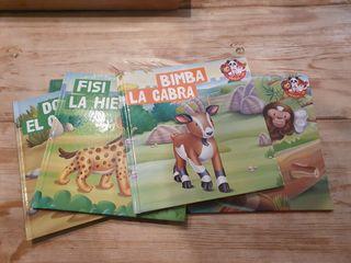 libros animales