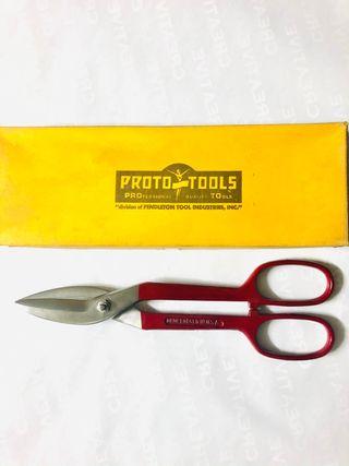 22 Alicates cortar chapa ProtoTools fabricadas USA