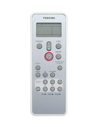 Mando inalámbrico A/A Toshiba RBC-AX32U(W)-E