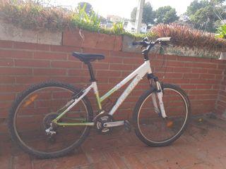 bicicleta Trek aluminium