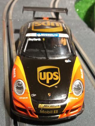 SCALEXTRIC DIGITAL Porsche GT3 UPS