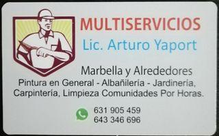 multiservicios Lic. Arturo Yaport