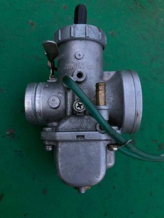 Carburador mikuni 38