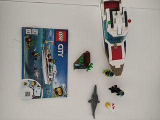 Lego barca