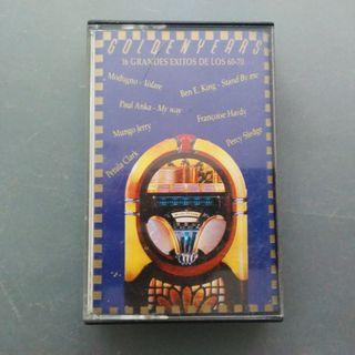 Various Golden Years 16 Grandes éxitos Casete