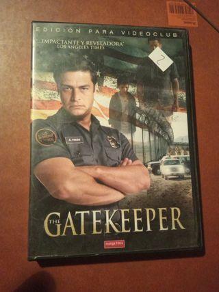 DVD pelicula The gatekeeper