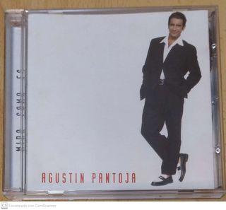 AGUSTIN PANTOJA (MIRA COMO ES) CD 1997 USA