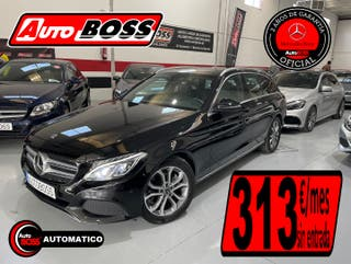 Mercedes-Benz Clase C220 CDI 170CV 2018