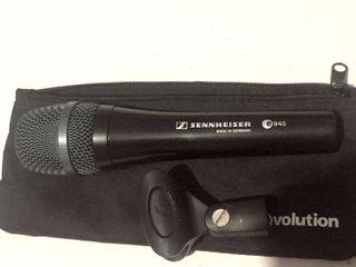 Micrófono Sennheiser E945, impecable