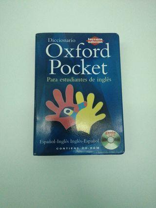 Diccionario Oxford Pocket para inglés