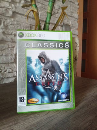 ASSASSINS CREED / XBOX 360