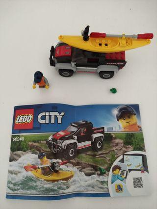 Lego coche