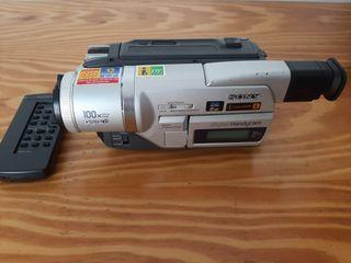 Cámara de vídeo Sony DCR-TRV 120E