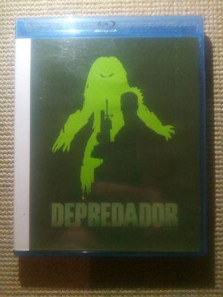 depredador Blu-ray