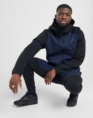 Nike tech Fleece hombre Talla S Sin usar azulnegro
