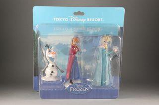 Set figuras PVC Frozen Disney Tokyo