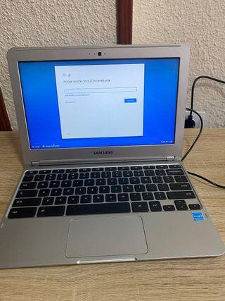 Chromebook de Samsung (Restaurado) pantalla nueva