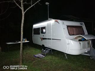 caravana roller aloha 460f
