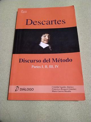 libro Descartes discurso del método