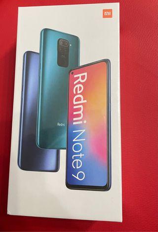Xiaomi Redmi Note 9 [PRECINTADO]