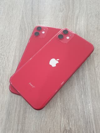 iPhone 11 128GB Red Ocasión