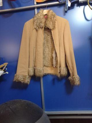 chaqueta vintage mujer