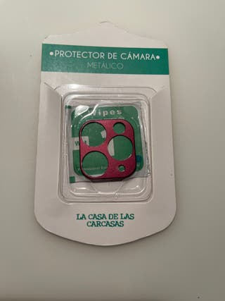 Protector cámara iphone 11 pro max