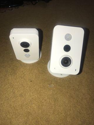 Cámara de vigilancia digital ip camera
