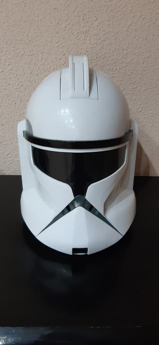 Casco soldado clon star wars