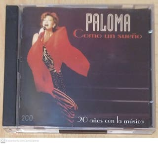 PALOMA SAN BASILIO (COMO UN SUEÑO) Doble CD 1996