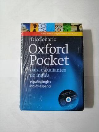 Diccionario Oxfort Pocket Español-Inglés
