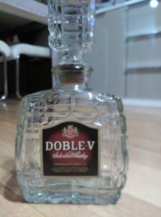 Botella Doble V