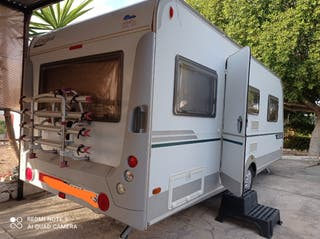 caravana eifelland holiday 500 tk