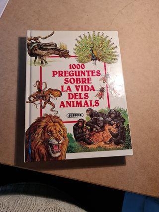 1000 Preguntes sobre la vida dels animals