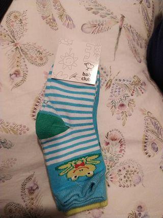 Calcetines niñ@ nuevos