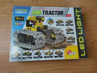construcciones led tractor