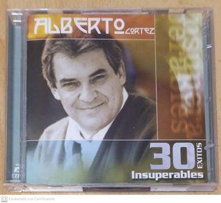ALBERTO CORTEZ (GRANDES EXITOS INSUPERABLES) 2 CD