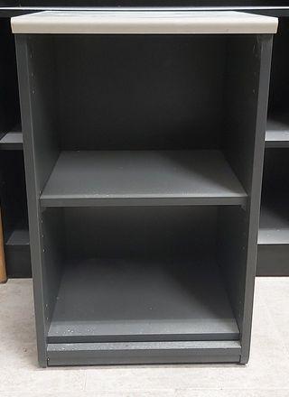 Mueble oficina de varios estantes