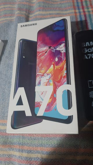 Caja Samsung Galaxy A70